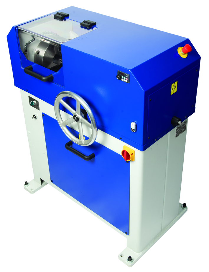 bar chamfering machine